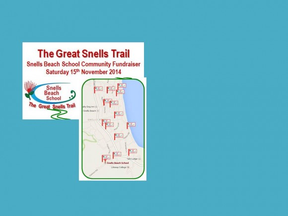 THE GREAT SNELLS TRAIL
