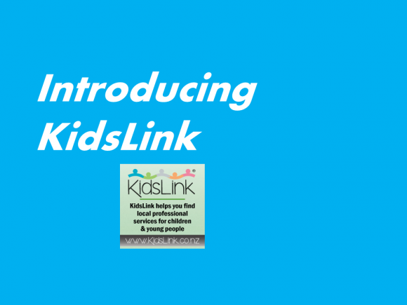 Introducing Kidslink