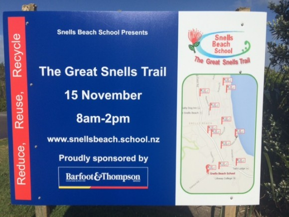 The Great Snells Trail!