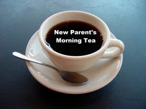 Parent's morning tea