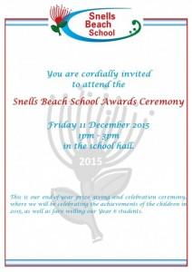 Invitation Awards Ceremony 2015 A